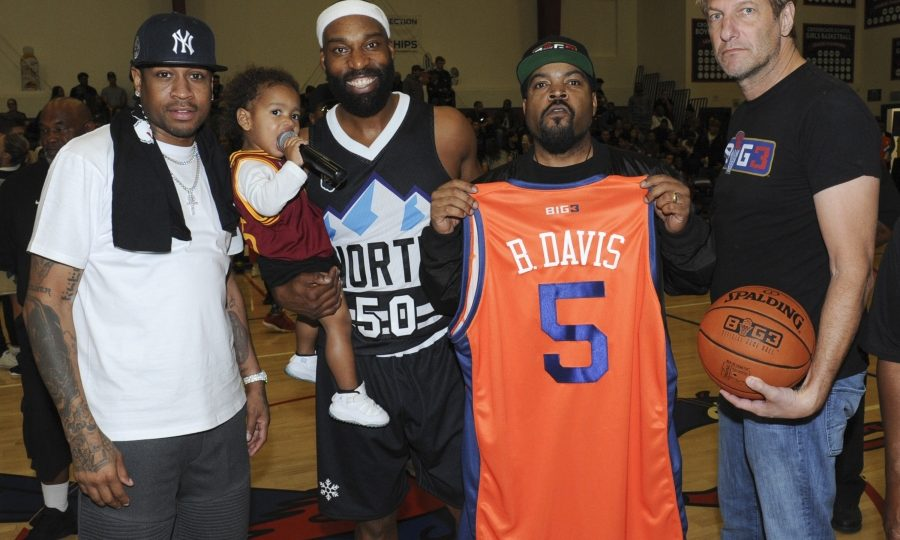 """eeb7eada7b2 Baron Davis to Join 3's Company, """"At the end of the day, I just wanna hoop"""""""