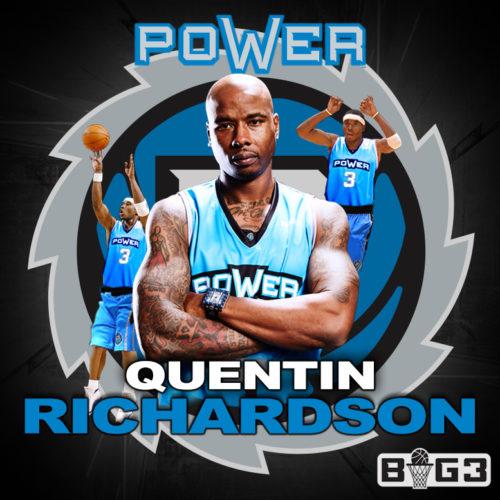 Quentin Richardson