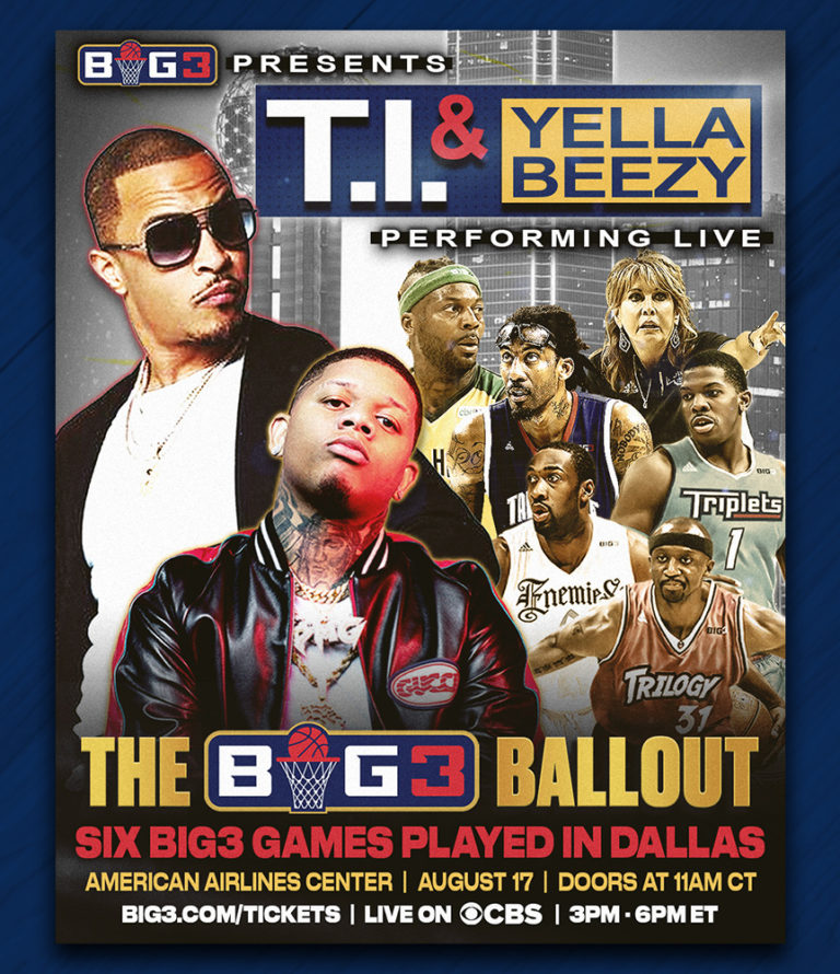 BIG3 – We're Changing the Game™